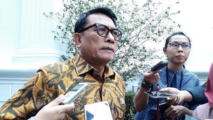 Pernyataan Moeldoko dan Mahfud MD soal Kemungkinan WNI Eks ISIS Pulang ke Indonesia secara Ilegal