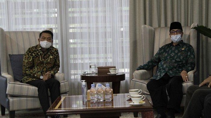 Bertemu Tokoh Agama Sulawesi Tengah, Moeldoko Bahas Situasi Keamanan di Poso