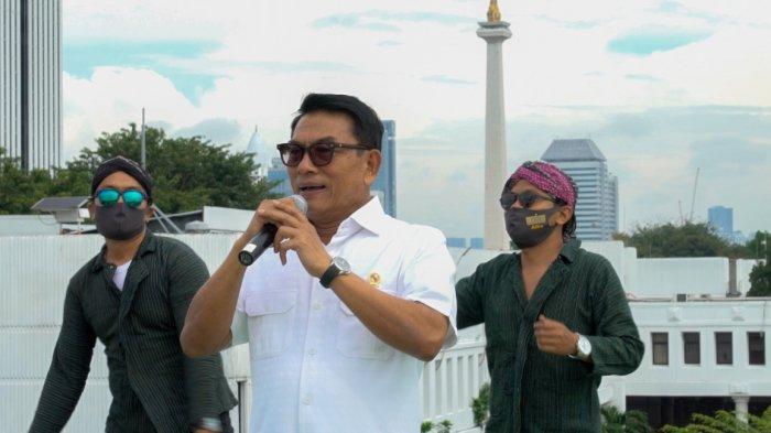 Moeldoko Yakin Roda Pemerintahan di DKI Tetap Berjalan Baik Meski Anies Baswedan Positif Covid-19