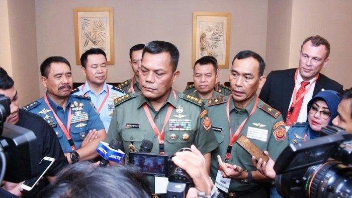 Peran Personel Perempuan TNI Terus Ditingkatkan Guna Menjaga Perdamaian Dunia