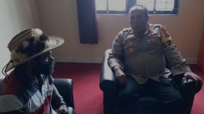 Kepala Suku Paluga Pastikan Tak Ada Pembakaran Rumah dan Pemboman di Ilaga Utara Papua