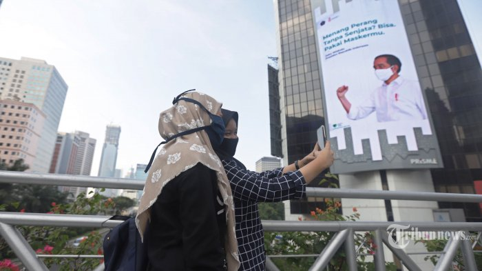 Satgas Covid-19 Kembali Ingatka Pentingnya Disiplin 3M Saat PSBB Transisi