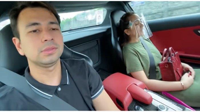 Andre Taulany Bingung Mobilnya Dikembalikan, Raffi Ahmad: Gue Dijebak, Gak Usah Ngomong, Malu Gue