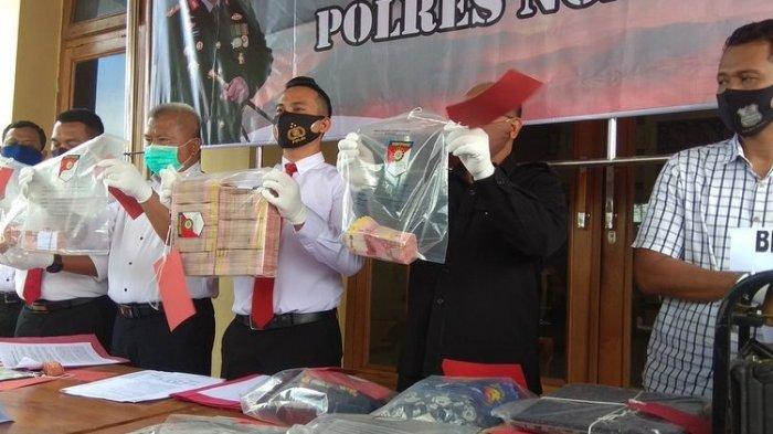 Mantan Calon Bupati Edarkan Uang Palsu Untuk Bayar Utang Pilkada Rp 1 Miliar, Akui Kepepet