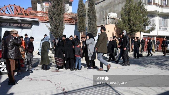 Kerabat Hakim Wanita Afghanistan