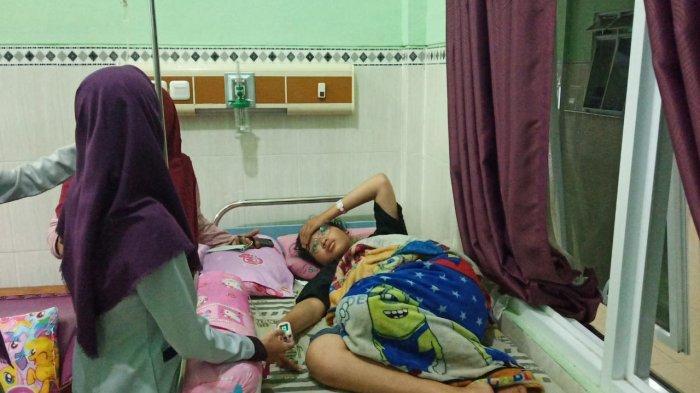 Diduga Gara-gara Snack dari Sekolah, Ratusan Siswa SDIT dan SMP Al Hikam Boyolali Keracunan Massal