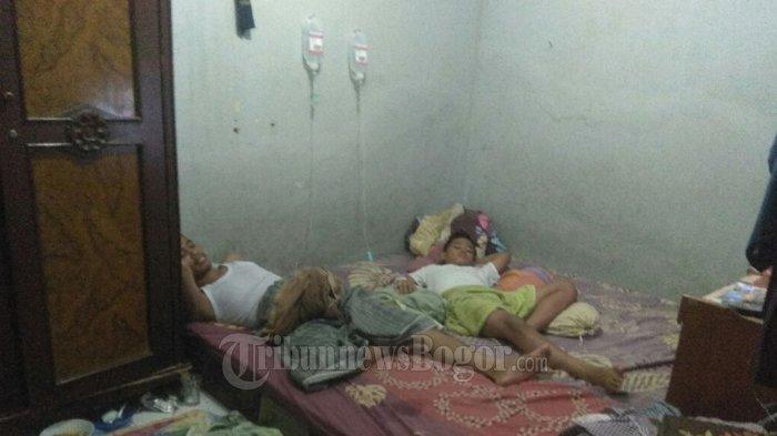 Total 85 Orang Keracunan Tutut di Kota Bogor