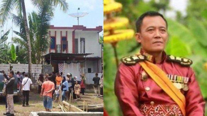 Bagaimana kondisi Keraton Agung Sejagat setelah Raja dan Ratunya ditangkap pada Selasa (14/1/2020) kemarin?
