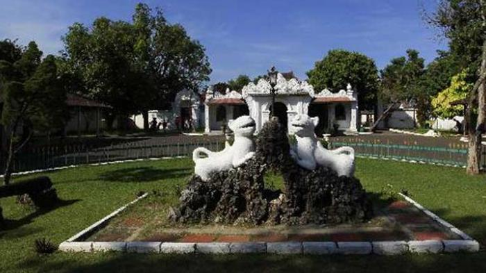 Pesona Keraton Kasepuhan Cirebon Satukan Tiga Agama dan Budaya