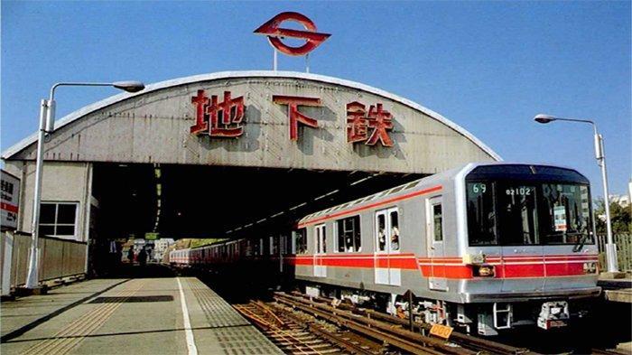 Pemerintah Jepang akan Melepas Semua Saham Kereta Api Bawah Tanah