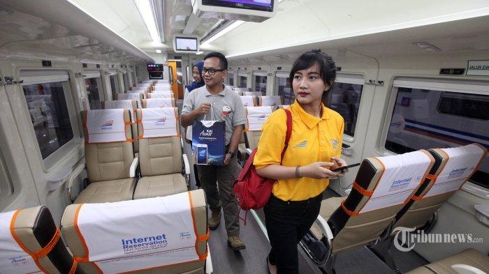 Promo KAI, Traveling Keliling Jawa Naik Kereta Api Tiket Mulai Rp 50 Ribu, Ini Rutenya