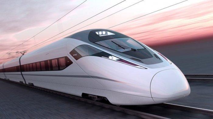 Pemerintah China Bangun Jalur Kereta Sepanjang 30 Ribu Kilometer