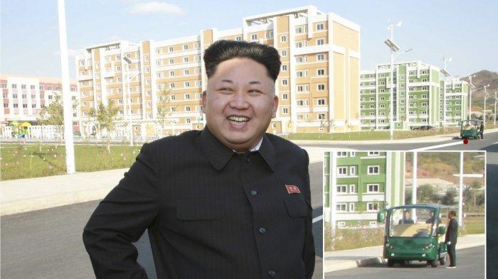 Bekas Luka Terlihat di Pergelangan Tangan Kanan Kim Jong Un