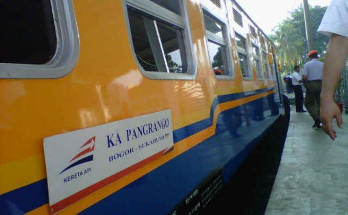 Besok, KA Siliwangi Sukabumi-Cianjur Beroperasi