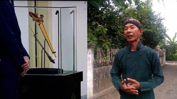 Perjalanan Panjang Keris Naga Siluman Pangeran Diponegoro Sebelum Kembali ke Indonesia