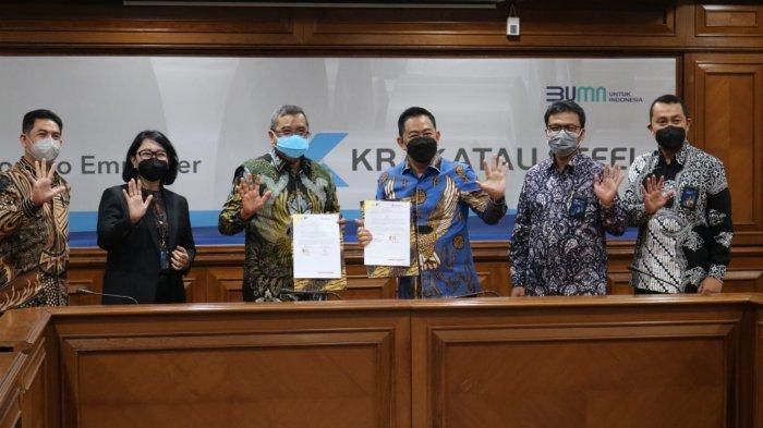 Krakatau Internasional Port Ingin Jadi Role Model Bagi Cargo Bulk di Indonesia