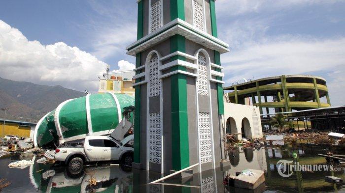 Pascagempa dan Tsunami, 49 Persen Jaringan BTS di Sulteng Sudah Pulih