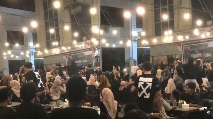 Fakta Puluhan Mahasiswa di Aceh Berjoget, Acara Berbalut Konser Amal dan Ini Aturan yang Dilanggar