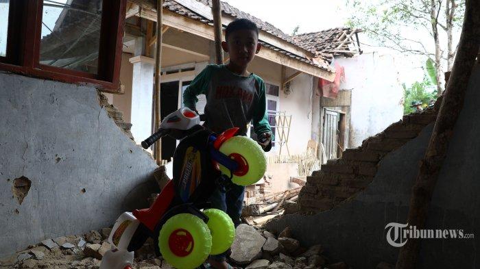 BNPB Sebut Jumlah Korban Meninggal akibat Gempa di Banten Bertambah Lagi