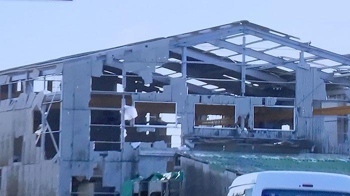 Topan Hantam Makinohara Jepang, Hampir 100 Bangunan Rusak, 560 Rumah Terdampak Pemadaman Listrik