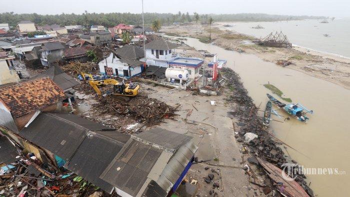 Kilas Balik Tsunami Selat Sunda yang Terjadi 22 Desember 2018, Begini Fakta-faktanya