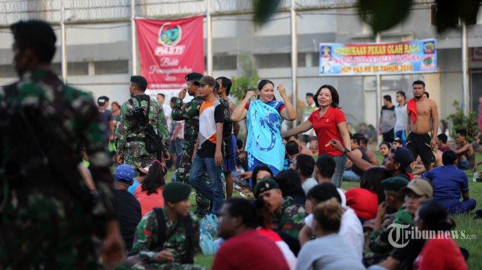 Empat Tahanan Rutan Pakjo Palembang Dikabarkan Kabur