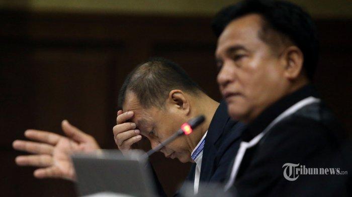 Terdakwa BLBI Syafrudin Siap Dengarkan Putusan Majelis Hakim