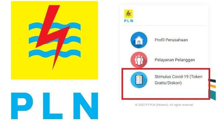2 Cara Dapat Token Listrik Gratis PLN Bulan Februari 2021, Klik www.pln.co.id atau PLN Mobile