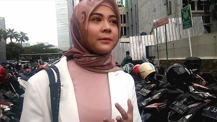 Kesha Ratuliu saat ditemui di gedung Trans TV, Jalan Kapten Tendean, Mampang Prapatan, Jakarta Selatan, Kamis (14/11/2019).