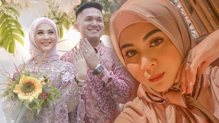 Kesha Ratuliu Tampak Berhijab Setelah Dilamar Adhi Permana, Ungkap Alasannya, Syarat Calon Suami?