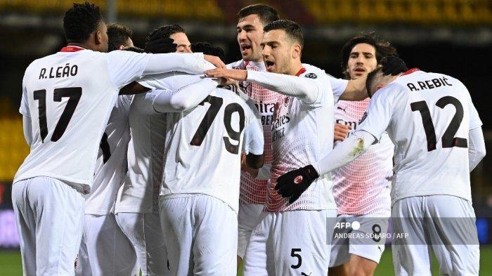 LINK Live Streaming TVRI AC Milan vs Torino Coppa Italia, Akses di Sini!