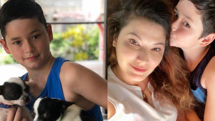 Lama Tak Muncul, Tamara Bleszynski Tiba-tiba Menangis Sambil Peluk Anak & Singgung Soal Ketakutan