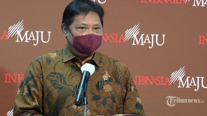 Airlangga: Vaksin Diharapkan Jadi Pendorong Pertumbuhan Ekonomi Indonesia