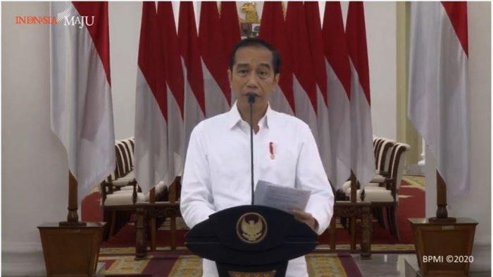 Pernyataan Jokowi Terkait soal Covid-19, Siapkan Obat hingga Mulai Rapid Test di Wilayah Terjangkit