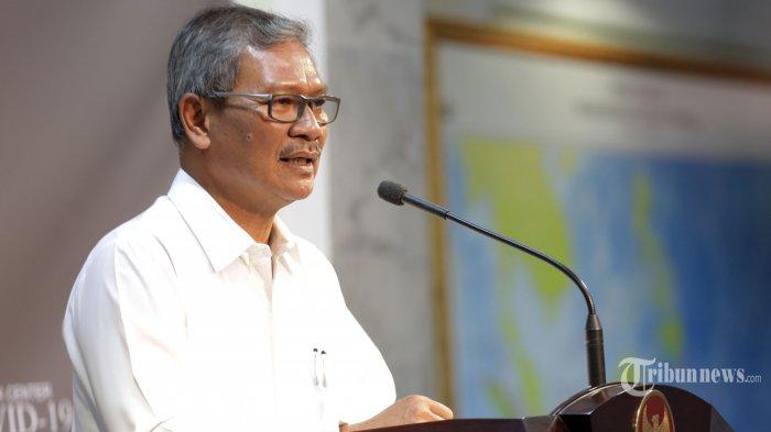 Achmad Yurianto Minta Warga Segera Periksa jika Terdapat Gejala: Jangan Tebak-tebak Sendiri!