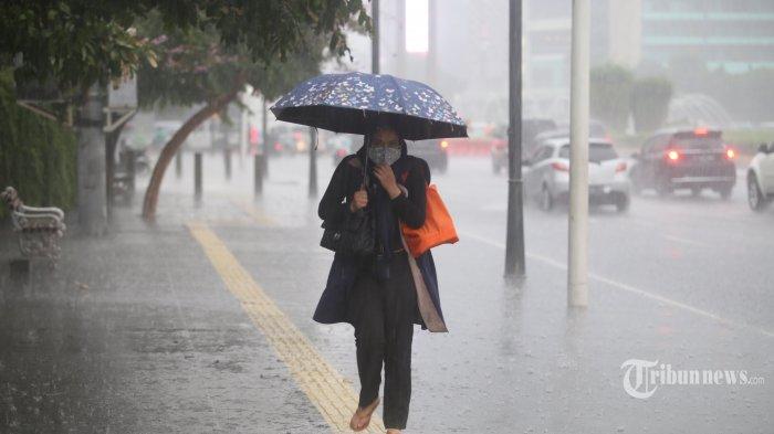 Prakiraan Cuaca Jabodetabek Besok Rabu 17 Februari 2021, BMKG: Bekasi Diguyur Hujan Sepanjang Hari