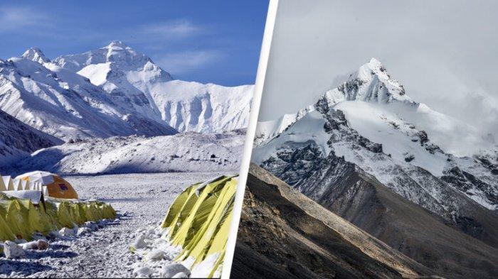 Peneliti Catat Ketinggian Terbaru Gunung Everest, Bertambah Hampir 1 Meter
