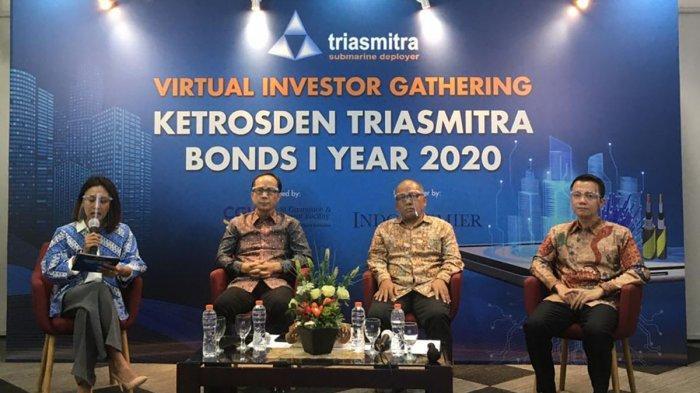 Triasmitra Group Luncurkan Obligasi Senilai Rp 700 Miliar