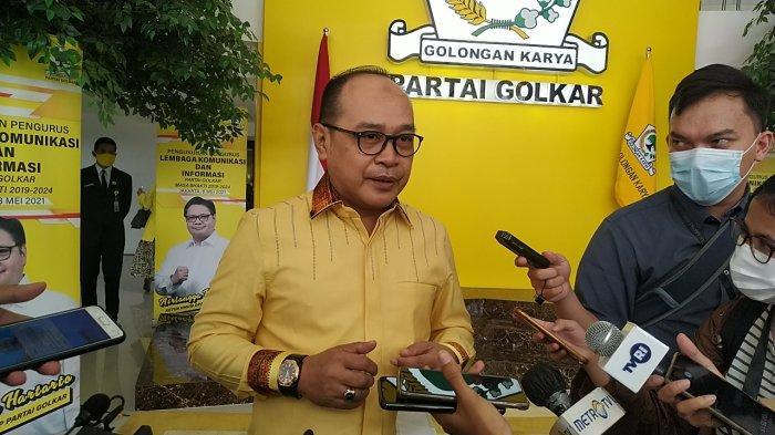 Ketua Badan Advokasi Hukum dan HAM DPP Partai Golkar, Supriansa.
