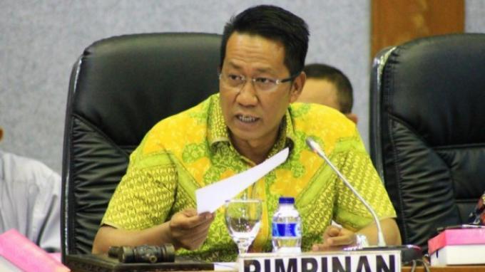 Ketua Baleg DPR RI Supratman Andi Agtas.