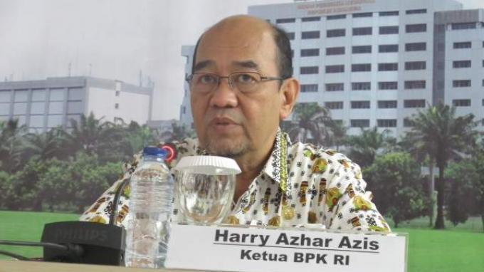 Poempida Bela Ketua BPK, Ada Pihak Ingin Diskreditkannya