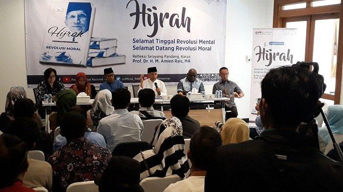 Amien Rais: Revolusi Mental Jokowi Tidak Jelas