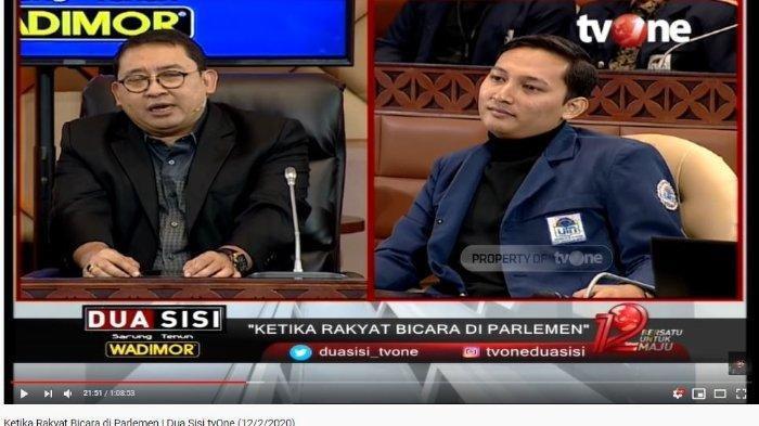 Di DPR, Mahasiswa UIN Sindir Prabowo Gabung Pemenang, Fadli Zon Bela Menhan Sempat Tolak RUU KPK