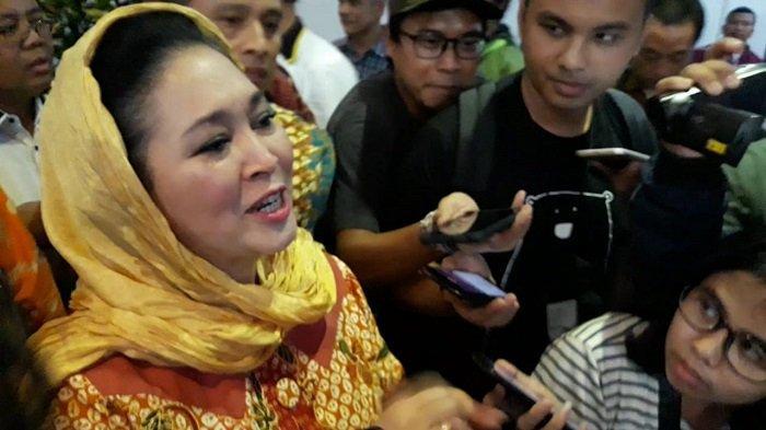 Respons Titiek Soeharto Sikapi Soal Prabowo Subianto Jadi Menteri Pertahanan Jokowi