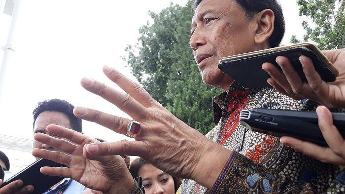 Wiranto Tidak Ingin Nasihat Watimpres Kepada Jokowi Sama Dengan Lembaga Lain