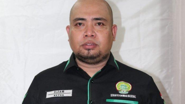 Garda Bangsa Bagikan Paket Sembako ke Warga Terdampak Gempa di Malang