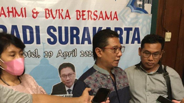 Kepengurusan baru, Ketua DPC Peradi Surakarta Zainal Abidin ingin jalannya organisasi di masa kepemimpinannya lebih transparan dan terbuka.