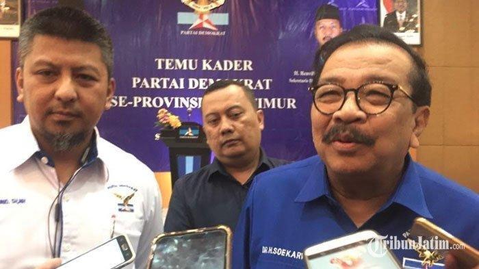 Pakde Karwo Penuhi Panggilan KPK Sebagai Saksi Kasus Dugaan Suap di Tulungagung