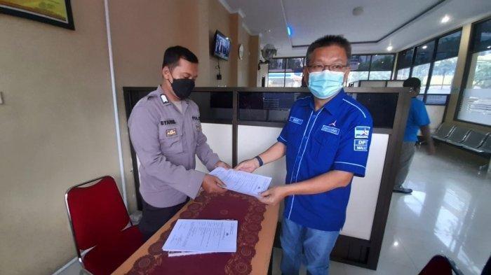 DPD Demokrat Maluku Polisikan 11 Kader yang Ikut KLB di Deliserdang