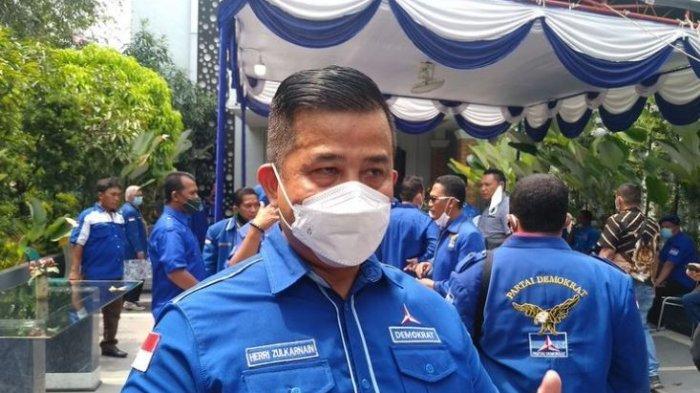 Kubu Anti-AHY Gelar KLB Hari Ini, Ketua DPD Partai Demokrat Buat Laporan ke Polrestabes Medan